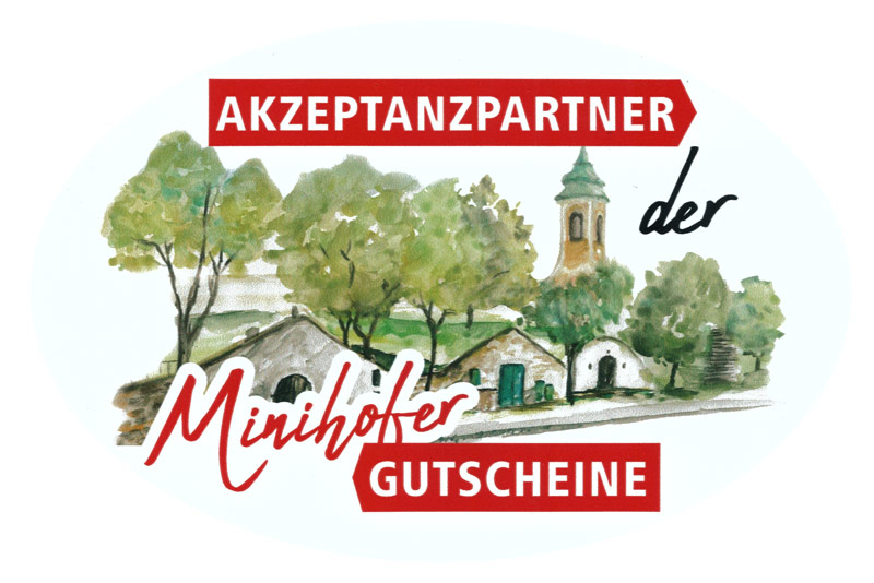 Akzeptanzpartner Minihofer Gutscheine Bild